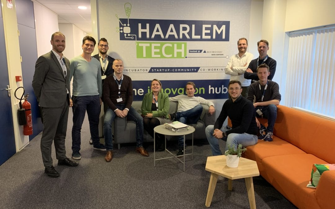 Jong Management meets Haarlem.Tech